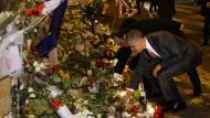 Obama gedenkt der Anschlagsopfer