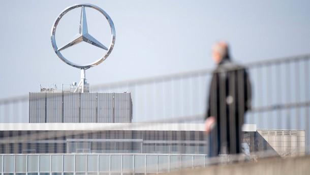 Daimler will noch viel mehr Stellen streichen