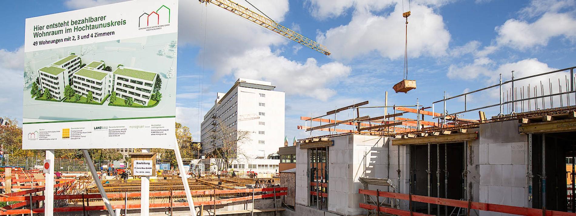Bad Homburg möchte günstiger bauen