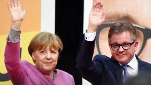 """Wolf: Endspurt im Wahlkampf ist """"Stahlbad"""""""