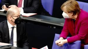 """Adenauer-Stiftung spricht von """"Dammbruch"""""""