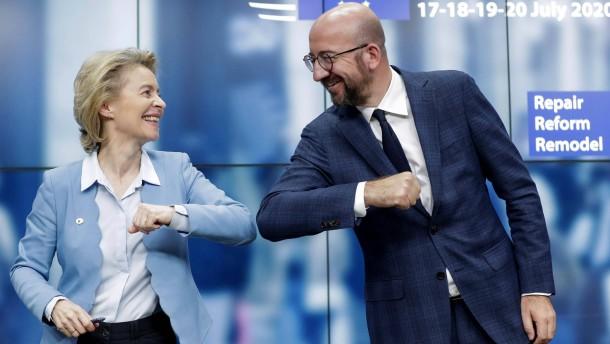EU-Gipfel einigt sich auf Milliarden-Finanzpaket