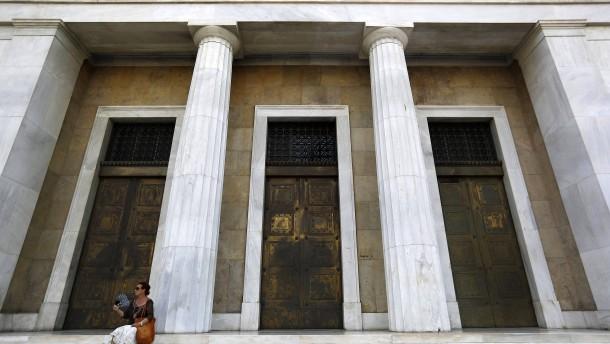 Griechenlands Banken kämpfen um Vertrauen