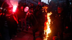 Proteste gegen Film über schwules Liebespaar