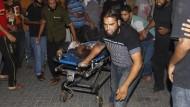 Mehrere Palästinenser durch Luftangriffe Israels getötet