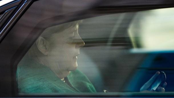 Merkels Niederlage