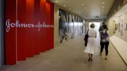 Milliarden-Urteil gegen Pharmakonzern
