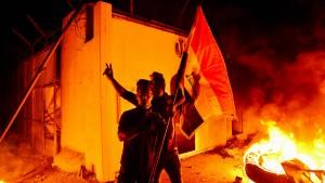 Irakische Regierung setzt Krisenstab des Militärs ein