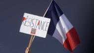 Der Unmut in Frankreich über die Politik von Emmanuel Macron wird größer.