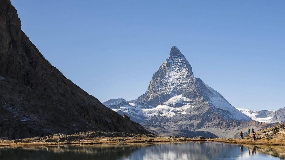 Der berühmteste Berg der Schweiz: Das Matterhorn
