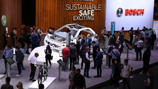 Wie Bosch den Elektroantrieb voranbringen will