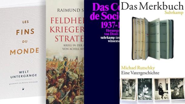 Sachbücher der Woche / KW 52