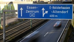 Diesel-Fahrverbotszone in Essen und auf A40