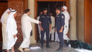 Tote bei Anschlag auf schiitische Moschee