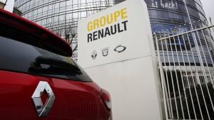 Durchsuchungen bei Renault in Frankreich