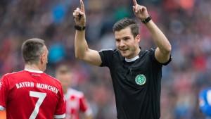 DFL fordert Neuerung des Schiedsrichterwesens