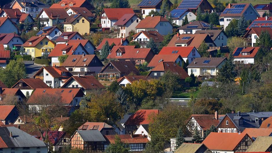 Wohnhäuser in Thüringen