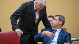 Wird Söder neuer Ministerpräsident in Bayern?