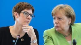 Die CDU schwört ihre Mitglieder ein