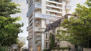 Wohnturm soll 2022 fertig sein