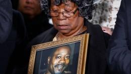20 Jahre Haft für Polizisten nach Schüssen auf Afroamerikaner