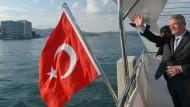 Erdogan reagiert auf Gaucks Kritik