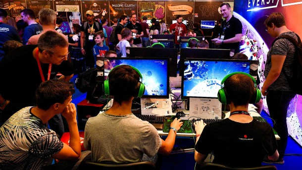 Computerspiel-Branche erhält langfristig Förderung