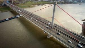 Tausende Brücken sind in schlechtem Zustand