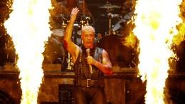 Lagerhaft für Video von Rammstein