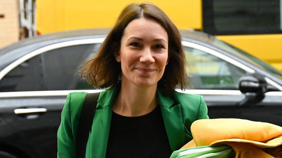 Keine Koalitionsaussage: Anne Spiegel