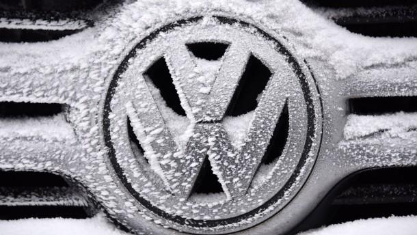 Die Kunden verschmähen Volkswagen
