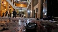 Dutzende Tote nach Selbstmordanschlägen in Damaskus