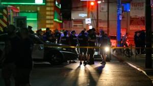 Polizei identifiziert Schützen von Toronto