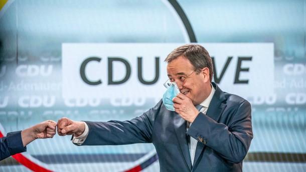 Union sinkt in der Wählergunst weiter ab