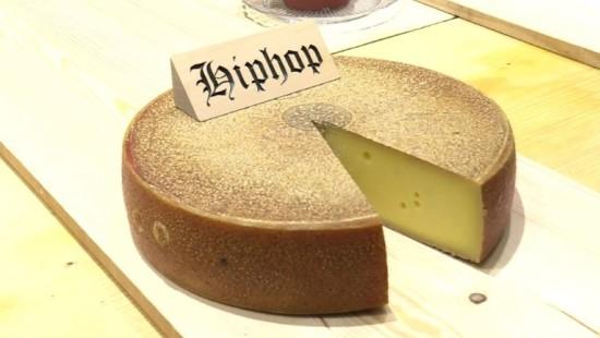 Käse braucht den richtigen Ton