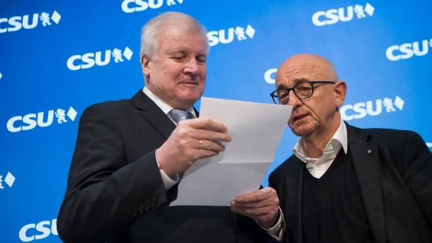 CSU droht Sauter mit Fraktionsausschluss