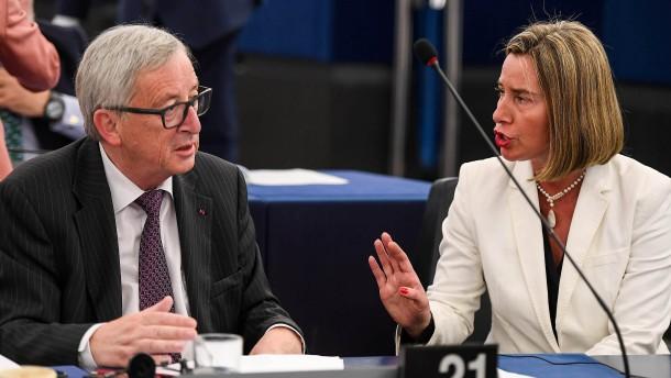 EU will Beitrittsgespräche mit Albanien und Mazedonien