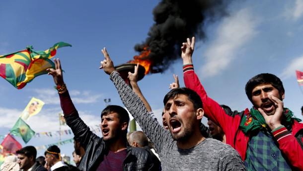 Intifada in der Türkei