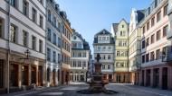 Begehbares Bild oder sozialer Fake? Die neueröffnete Frankfurter Altstadt.