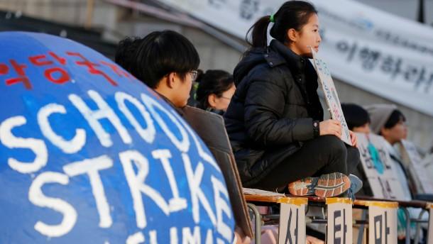 Südkorea folgt China und Japan zur Klimaneutralität