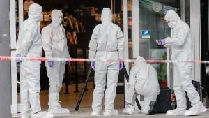 Hamburger Messerstecher hatte offenbar Kontakt zu Islamisten