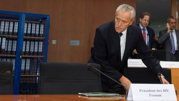 Debatte über Reform der Sicherheitsbehörden