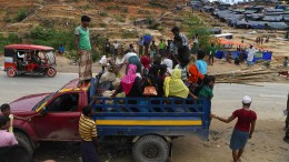 Armeechef zeigt weiter Härte gegenüber Rohingya-Minderheit
