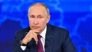 Harte Einschränkung für letzte unabhängige Medien in Russland