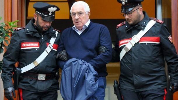 Neuer Mafia-Boss in Sizilien festgenommen