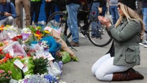 Briten gedenken Terroropfer mit landesweiter Schweigeminute