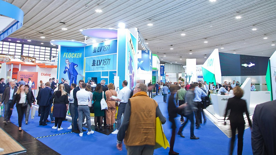 Die DKM in Dortmund ist die Fachmesse für die Versicherungswirtschaft.