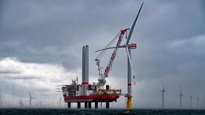 Windkraft-Klage gegen den Bund