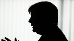 Wie Merkel die Rolle Europas stärken will
