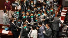 Ist dies das Ende von Hongkong?
